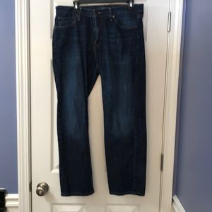 Mens Lucky Brand Jeans 34x30 221 Straight